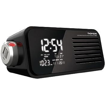 Thomson CP300T Radio/Radio-réveil MP3