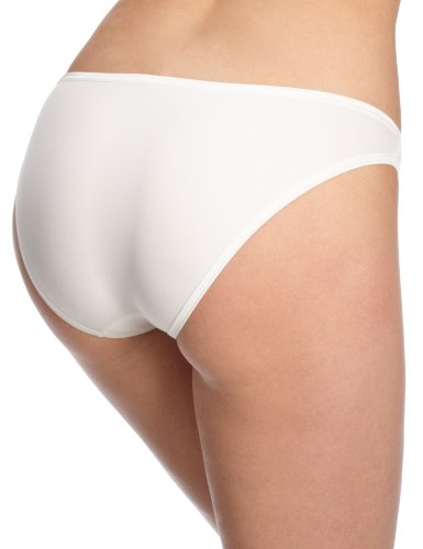 Triumph Damen String Be Pure Tai Weiß (WHITE)