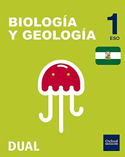 Inicia dual biología y geología libro del alumno andalucía - 1º eso