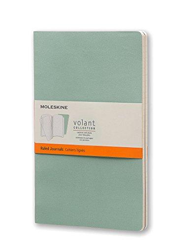 Moleskine 387628 Volant Journal Quaderno, Verde - Amazon Libri