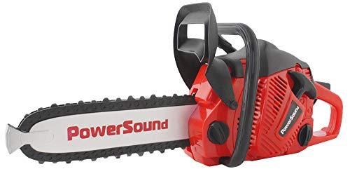 Iso Trade Spielzeug Kettensäge Power Motorsäge Batteriebetrieben Bewegung Geräusche Gummi 4484 -