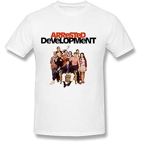 Men's TV Series Arrested Development Poster T-Shirt XXXXL