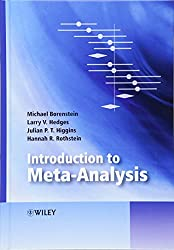 Introduction to Meta-Analysis (Statistics in Practice)