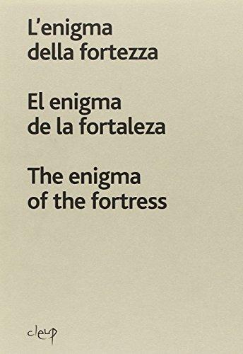 L'enigma della fortezza. Ediz. italiana, spagnola e inglese (Fondazione March) por Caterina Benvegnù