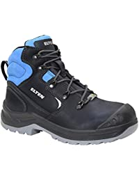 ELTEN LENA - Zapatillas de seguridad (talla media), color azul