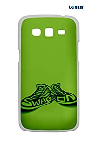 Lorem Back Cover For Samsung Galaxy Grand 2 Duos (G7106)-Multicolor-L13773