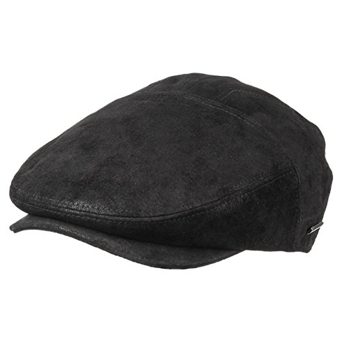 casquette-plate-en-cuir-merrick-stetson-casquette-en-cuir-casquette-plate-xl-60-61-noir