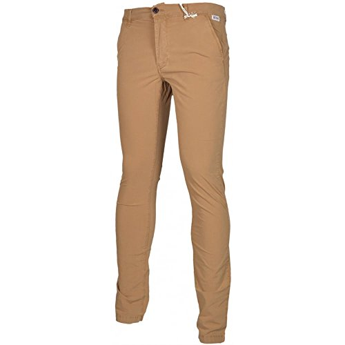 Franklin-Marshall-MF330-Taylor-Skinny-Fit-Stretch-Thin-Beige-Chino