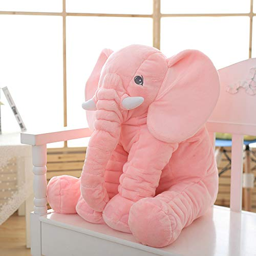 Fenghong Almohada de Elefante, Habitación para niños Decoración de la Cama Juguetes...