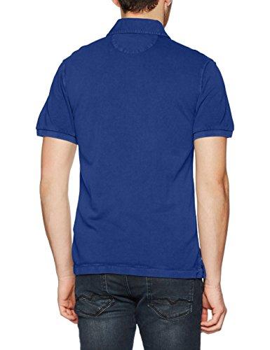 Napapijri Herren Poloshirt Eraly Blau (Palatine Blue B06)