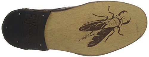 Fly London - Hans, Scarpe stringate basse derby Uomo Marrone (Braun (Camel 002)