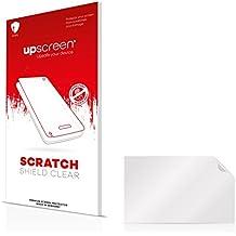 upscreen Scratch Shield Protector Pantalla Garmin GPSMAP 720s Película Protectora – Transparente, Anti-Huellas
