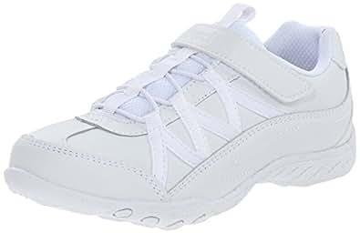 109887d5b9ae ... Skechers Kids Breathe Easy School Uniform Sneaker (Little Kid Big Kid)