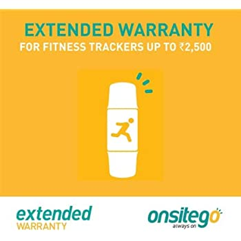 ONSITEGO 1 Year Extended Plan for Fitness Trackers (Multicolour)