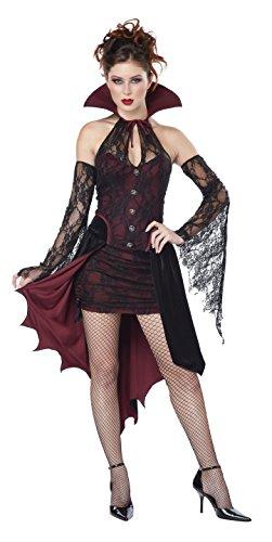 Vampir Kostüm Damen, Vampire Vixen 01587 (Small)