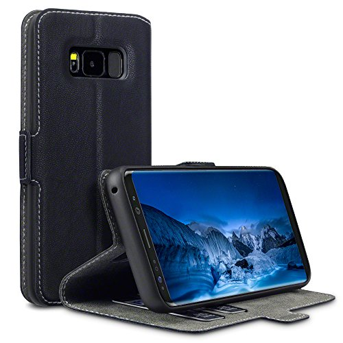 custodia samsung s8 in pelle