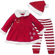 a34cc9b1cbe83 robe noel bebe fille 9 mois