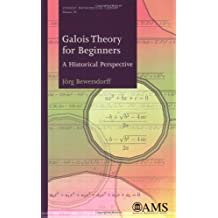 Galois Theory for Beginners: A Historical Perspective resources