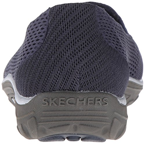 Skechers Reggae Fest Willows Wohnung  Navy Mesh
