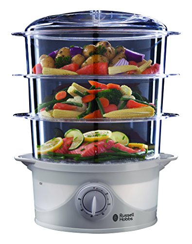 Russell Hobbs 21140 3-Tier Food ...