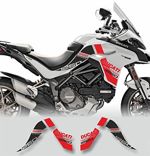 Pegatinas Adhesivas Calcomanía Para Ducati Multistrada 1260 Cod527