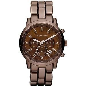 Micheal Kors Damen-Armbanduhr Analog Quarz Edelstahl MK5607