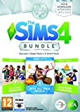 The Sims 4 Bundle (1 Game Pack & 2 Stuff Pack)