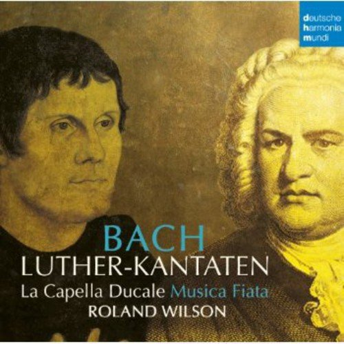 Bach:Luther-Kantaten [Import allemand]