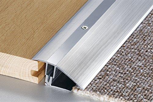 Anpassprofil Für Bodenbeläge mit 4 - 7,5 mm Stärke