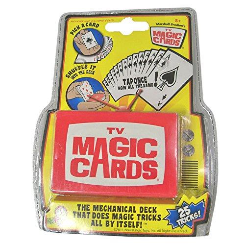 Nowstalgic Toys Inc. Nowstalgic Toys TV Magic Cards