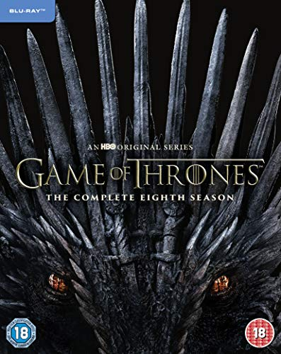 Game of Thrones: Season 8 [Blu-ray] [2019] [Region Free]
