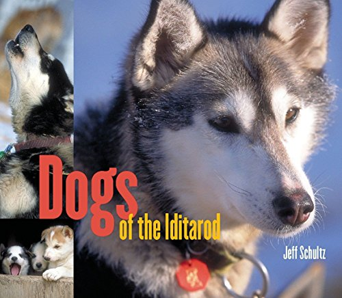 Dogs of the Iditarod por Jeff Schultz