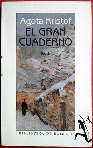 Portada del libro Gran cuaderno, el