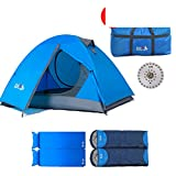 Outdoor-camping-Zelt für zwei Personen/Winddicht Winter camping Zelt im Feld/ sturmsichere Zelte-D