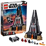Lego Star Wars TM-Il Castello di Darth Vader, Multicolore, 75251