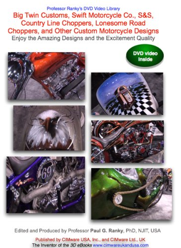 Preisvergleich Produktbild Big Twin Customs,  Swift Motorcycle Co.,  S&S,  Country Line Choppers,  Lonesome Road Choppers,  and Other Custom Motorcycle Designs,  Enjoy the Amazing Designs and the Excitement Quality