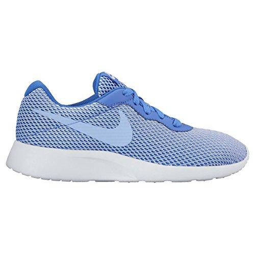 Nike 844908-403, Scarpe da Ginnastica Donna Blu (Comet Blue / Aluminum / White)