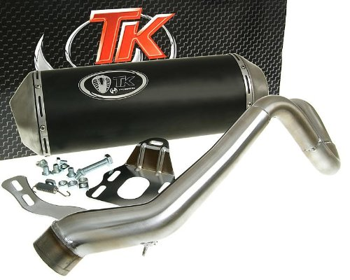 Turbo Kit Gmax 4T Tubo de escape para honda S de Wing Fes 125I/150I 4T