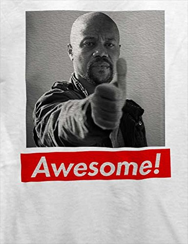 Awesome 23 T-Shirt Weiß