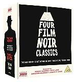 Four Film Noir Classics Limited Edition [Blu-ray]