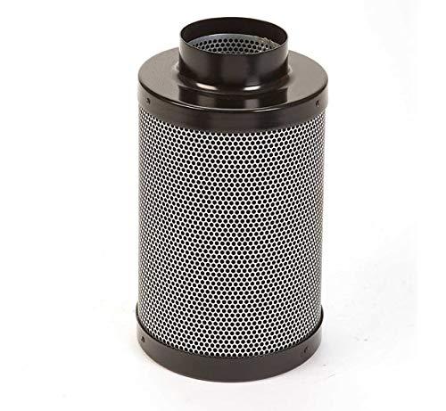 Fox Hydrokultur 12,7cm Zoll (125mm x 300mm) Pro Carbon Filter für den Innenbereich PROFESSIONELLE QUALITÄT Grow Filter - Machen Carbon Filter