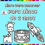 Libro para colorear para niños de 2 años