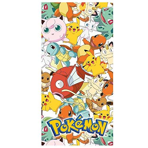 Pokémon – Pikachu & Freunde Handtuch