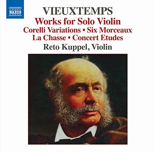 Corelli-Variationen/Six Morceaux/la Chasse/+ Audio-kuppel