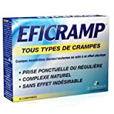 Efficramp - 3C pharma - Tous types de Crampes - 30 comprimés