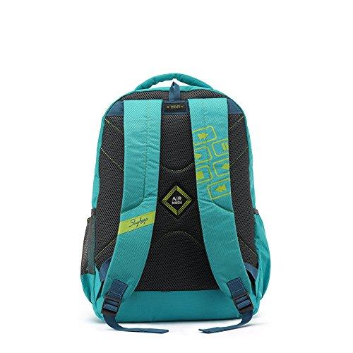 Skybags Bingo Plus 35.9856 Ltrs Blue School Backpack (SBBIP01BLU) Image 4