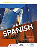 Edexcel A level Spanish (includes AS) (Edexcel a/As Spanish)