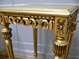 Beistelltisch Tisch quadratisch Antik Stil barock AlTa0332GoQI - 5