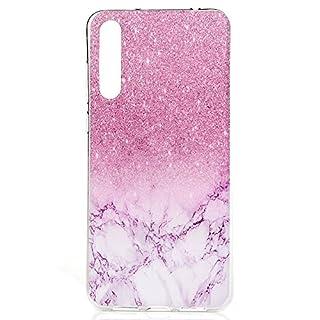 Tophung Huawei P20Pro Fall Klar, Flexible & Soft Crystal Clear TPU Silikon Rugged Case Stoßfest Slim Fit Ultra Dünn Gummi Schutzhülle für Huawei P20Pro/P20Plus