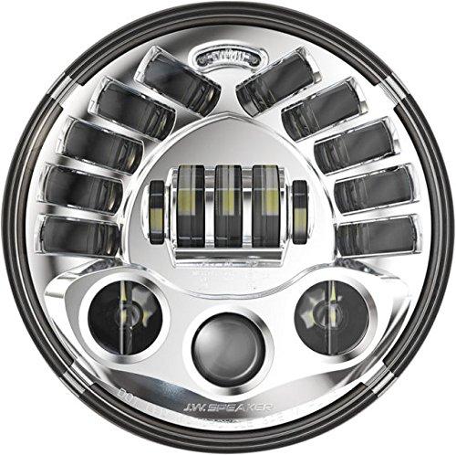 Preisvergleich Produktbild J.W.Speaker 8790 adaptive chrome Kurvenlicht LED
